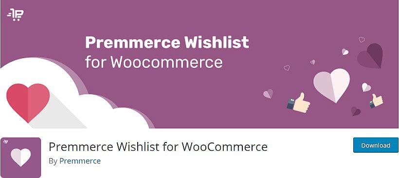 premmerce wishlist