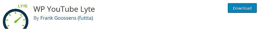 wp youtube arve wordpress youtube plugins