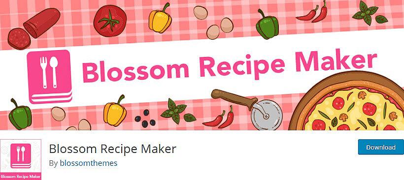blossom recipe
